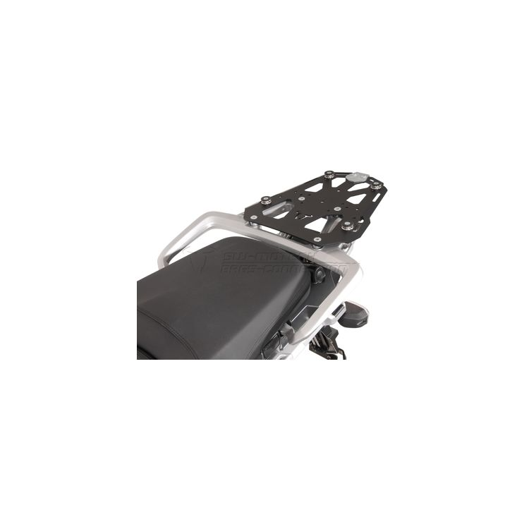 SW-MOTECH Steel-Rack Top Case Rack Triumph Tiger Explorer
