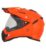 AFX FX-41 DS Hi-Vis Helmet Safety Orange / SM [Blemished - Very Good]