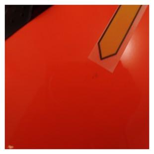 AFX FX-41 DS Hi-Vis Helmet Safety Orange / SM [Blemished - Very Good]