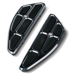 Roland Sands Boss Driver Floorboards For Harley FL 1984-2018