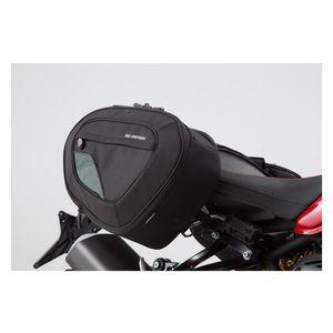 SW-MOTECH Blaze Saddlebag System Ducati Monster 1200R 2016-2018