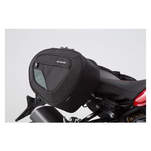 SW-MOTECH Blaze Saddlebag System Ducati Monster 1200R 2016-2017