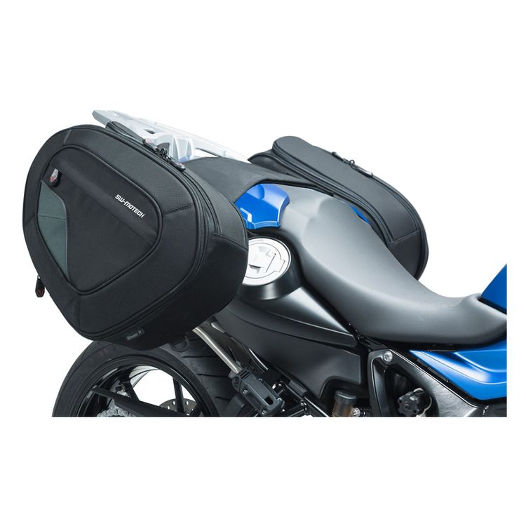 SW MOTECH Blaze Saddlebag System BMW F800R 2015 2017