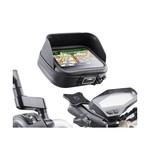 SW-MOTECH Universal Ram Mount GPS Kit With Large Navi Case Pro