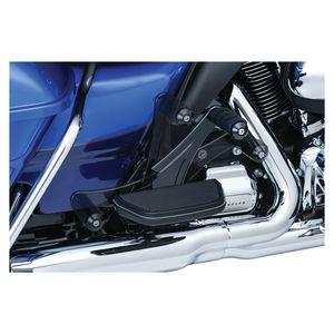 Kuryakyn Adjustable Passenger Peg Kit For Harley Touring / Trike 2010-2019