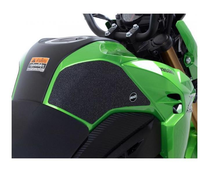 Rg Racing Tank Traction Grips Kawasaki Z125 Pro 2017 2019 15