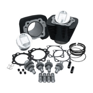 S&S 1200 To 1250 Hooligan Big Bore Cam Kit For Harley Sportster 2000-2018