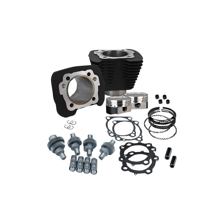 S&S 883 To 1200 Hooligan Big Bore Cam Kit For Harley Sportster 2000-2019