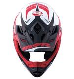 MSR SC-1 Phoenix Helmet White/Red/Black / XL [Open Box]