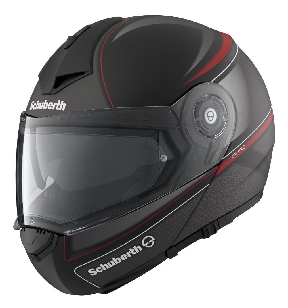 Schuberth c3 pro helmet solid revzilla.