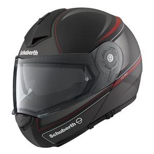 Schuberth C3 Pro Dark Classic Helmet (Size SM Only)