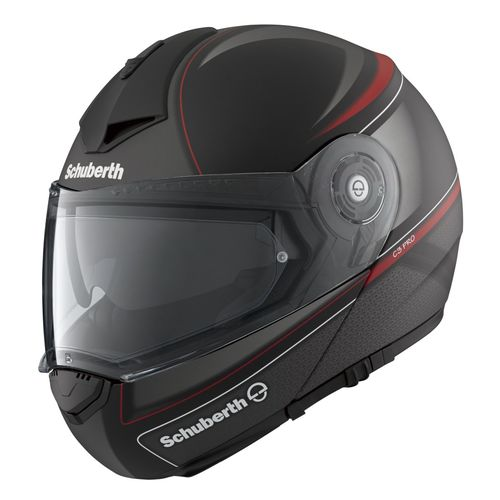 schuberth c3 pro dark classic helmet revzilla. Black Bedroom Furniture Sets. Home Design Ideas