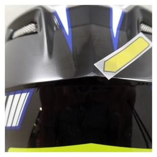 Bell Qualifier Torque Helmet Blue/Yellow / LG [Blemished - Very Good]