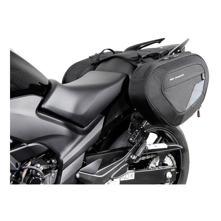 SW-MOTECH Blaze Saddlebag System Honda CBF 600 / CBF 1000