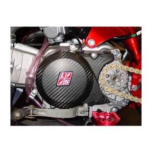 LightSpeed Carbon Ignition Cover Honda CRF / XR 50cc 2000-2016