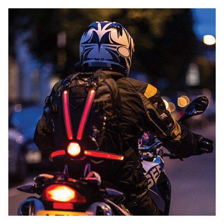 Oxford Commuter X4 Fiber Optic Rear Light