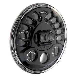 """J.W. Speaker 8790 Adaptive LED 7"""" Headlight For Harley Touring"""
