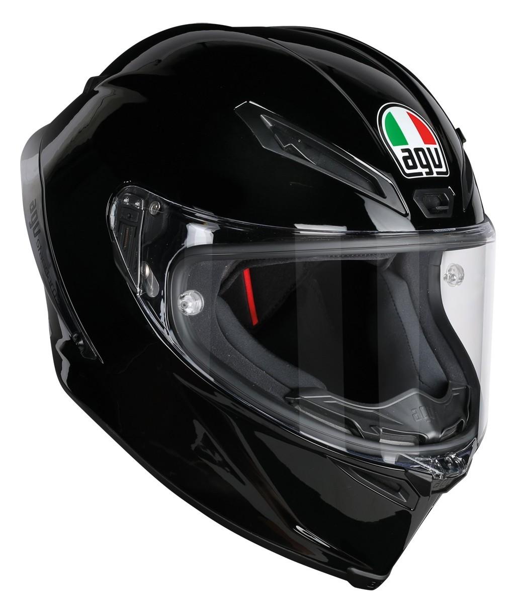 Full Face Cruiser Helmets >> AGV Corsa R Helmet - RevZilla