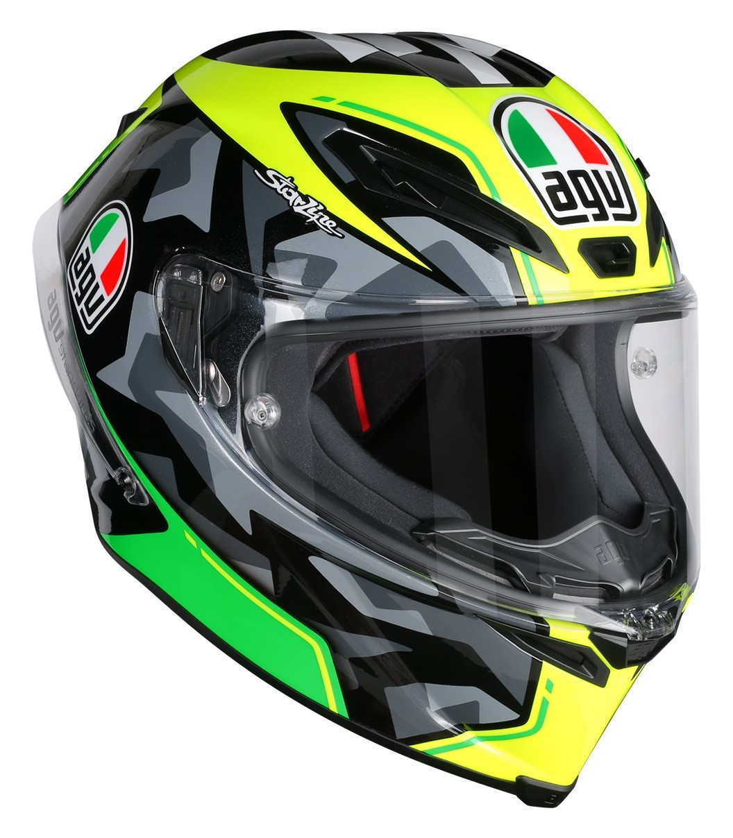 Team Suzuki Motorcycle Helmet