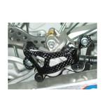LightSpeed Rear Caliper Guard Honda / Kawasaki / Suzuki 125cc-400cc 1996-2016