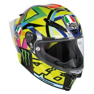 AGV Pista GP R Carbon Rossi Soleluna 2016 Helmet (XS)