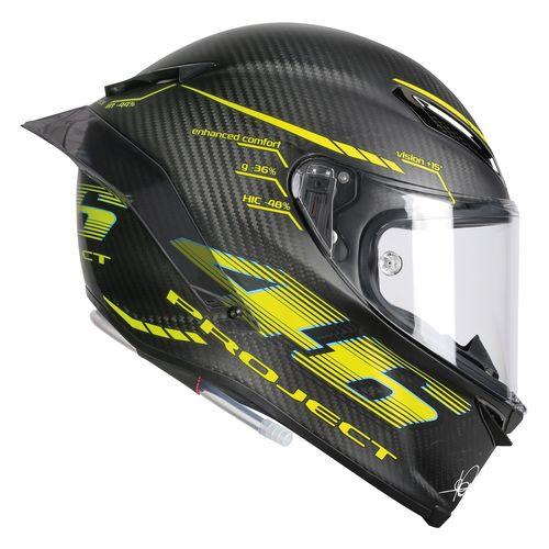 AGV Pista GP RR Carbon Essenza 46 Helmet - RevZilla