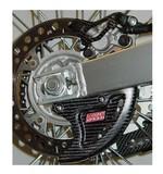 LightSpeed Rear Caliper / Disc Guard Set Kawasaki KX125 / KX250 2002-2005