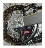 LightSpeed Rear Caliper / Disc Guard Set Yamaha 125cc-450cc 2006-2016