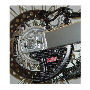 LightSpeed Rear Caliper / Disc Guard Set