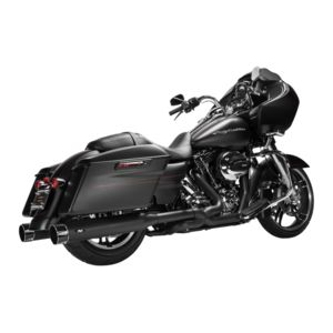 "MagnaFlow Sniper 4"" Slip-On Mufflers For Harley Touring 1995-2016"