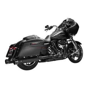 "MagnaFlow Sniper 4"" Slip-On Mufflers For Harley Touring 1995-2016"