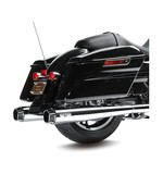 Arlen Ness by MagnaFlow Redline Slip-On Mufflers For Harley Touring 2017-2018
