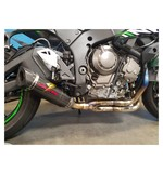 Graves Link Low Mount Exhaust System Kawasaki ZX-10R 2016-2017