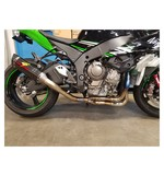 Graves Link Exhaust System Kawasaki ZX-10R 2016-2017