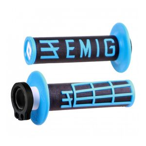 ODI Emig V2 Throwback Edition Lock On Grips