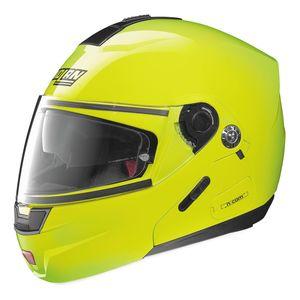 Nolan N91 Hi-Viz Helmet