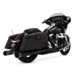 Paul Yaffe Cult 45 Yafterburner Slip-On Mufflers For Harley Touring 1995-2016