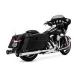 Paul Yaffe Cult 45 Holymoly Slip-On Mufflers For Harley Touring 1995-2016