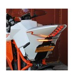 New Rage Cycles LED Fender Eliminator KTM RC8 / RC8R