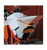 New Rage Cycles LED Fender Eliminator KTM RC8 / RC8R