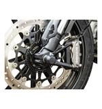 Woodcraft Front Axle Sliders Ducati Scrambler 2015-2017