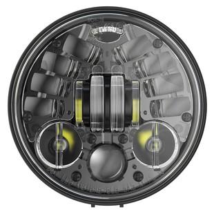 "J.W. Speaker 8691 LED 5 3/4"" Headlight With Pedestal Mount"