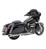 Cobra PowrFlo Slip-On Mufflers For Harley Touring 2017