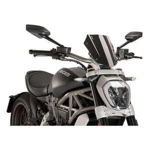 Puig Naked New Generation Windscreen Ducati XDiavel 2016-2020