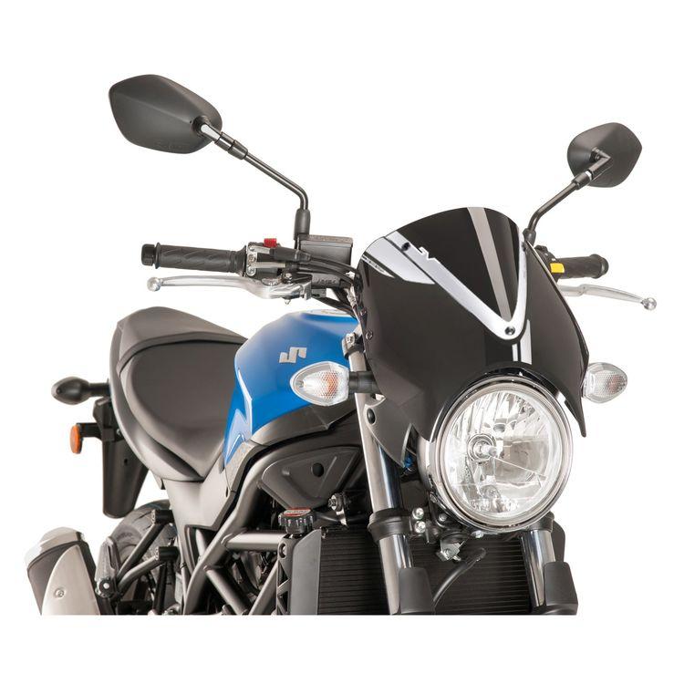 Naked Windshield Yamaha