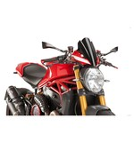 Puig Naked New Generation Windscreen Ducati Monster 1200 R 2016