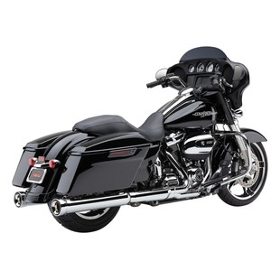 Cobra NH Slip-On Mufflers For Harley Touring 2017