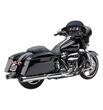 "Cobra 4"" RPT Slip-On Mufflers For Harley Touring 2017"