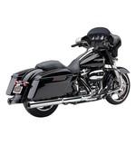 "Cobra 3"" RPT Slip-On Mufflers For Harley Touring 2017"