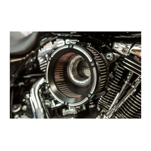 Trask Assault Charge High Flow Air Cleaner For Harley 1993-2017